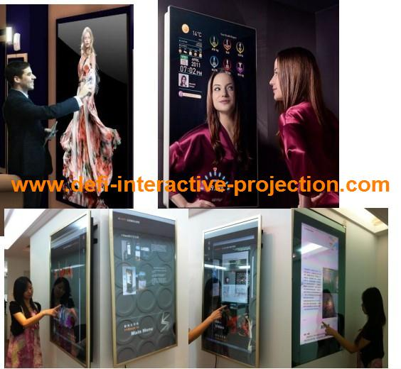 """2 points 65"""" IR Infrared Touch Screen Overlay for touch table, kiosk etc(China (Mainland))"""