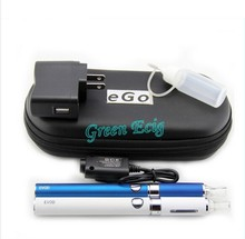 Double evod MT3 Kit  Electronic Cigarette Kits MT3 evod e-cigarette kits MT3 Atomizer  650 900 1100mah evod Battery VS ego ce4