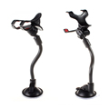 Universal Long Arm neck 360 Rotation Windshield Car Mount Cradle Holder Phone Holders high Quality free