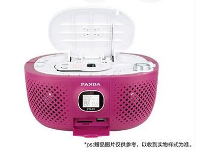Free shipping Machine mini portable CD player unborn baby u disk \ TF \ mp3 \ USBcd machine(China (Mainland))