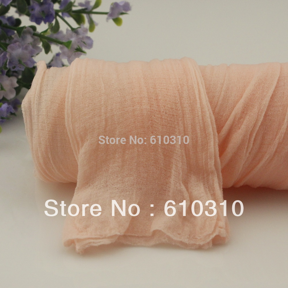 Free Shipping wholesale light champagne color nylon socks net nyon flower accessories for DIY(20pcs/Lot)(China (Mainland))
