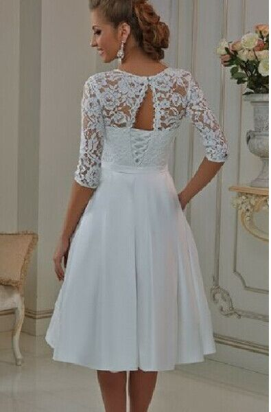 Modern wedding dresses for young: Custom vintage style bridesmaid ...