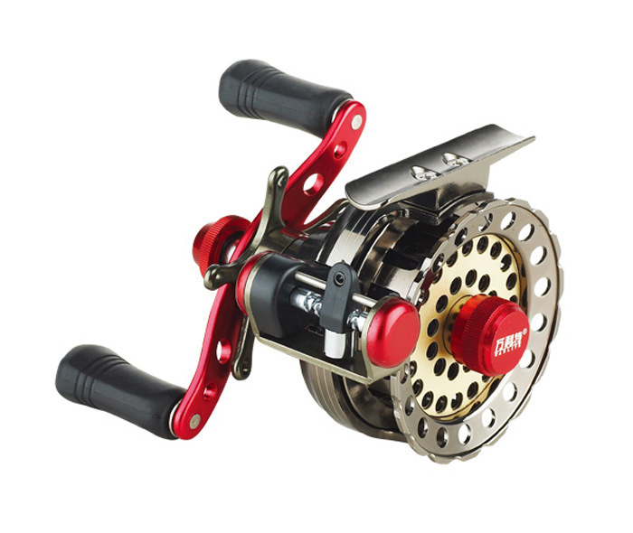 full-metal fish line wheel raft reel 60V with German raft fishing reel gear wheel micro lead wheel raft rod reel fight<br><br>Aliexpress