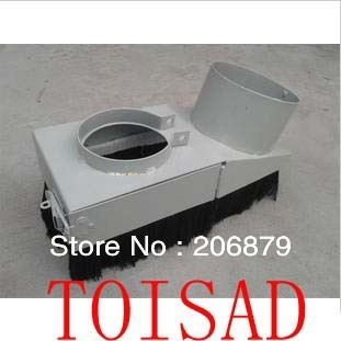 100mm carving machine dust collection device/ 100mm engraving machine dust cover/ carving machine accessories