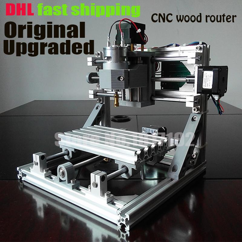 Freeship dhl pcb milling machine arduino cnc diy wood