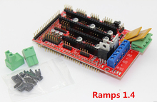 RAMPS 1.4 3D printer control panel printer Control Reprap MendelPrusa RAMPS