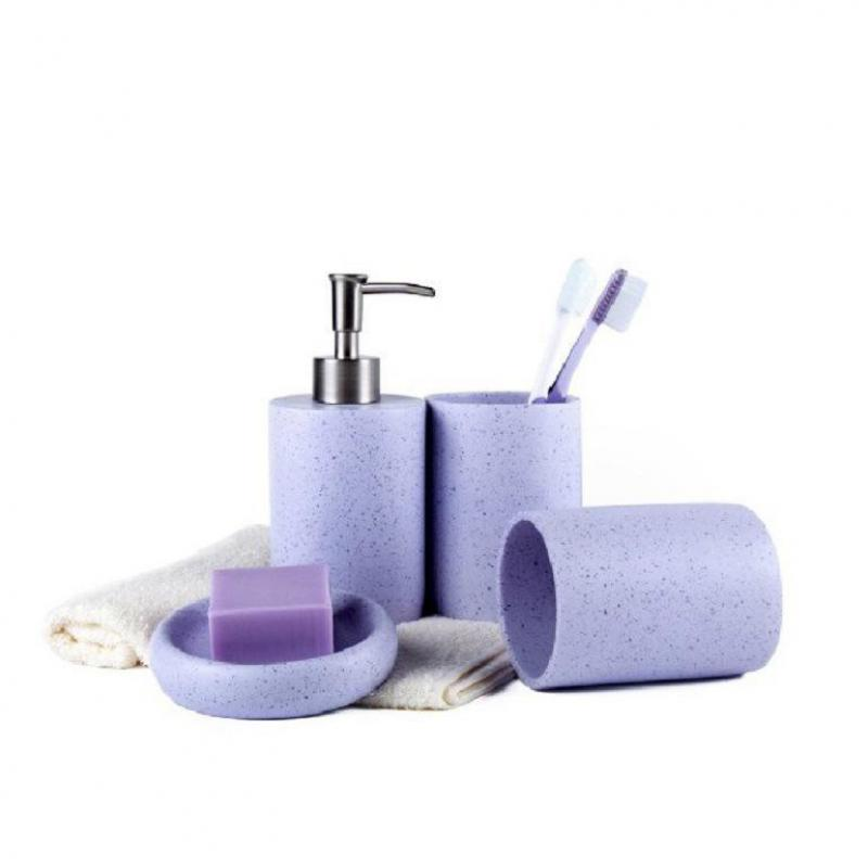 Popular marble bathroom accessories buy cheap marble for Where to buy cheap household items