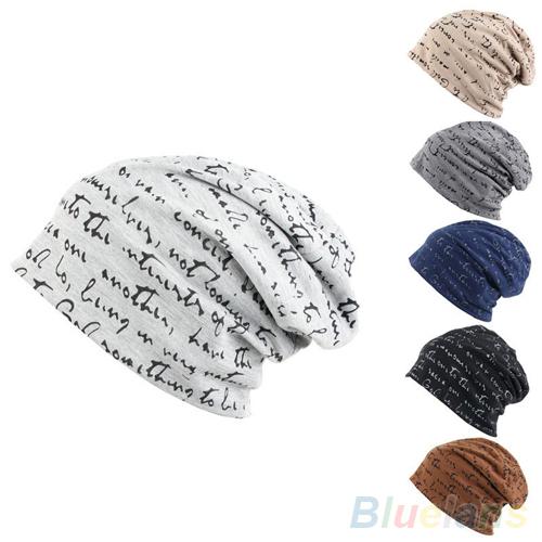 Men's Women's Unisex Hip-Hop Warm Winter Cotton Polyester Knit Ski Beanie Skull Cap Hat 1QCQ(China (Mainland))