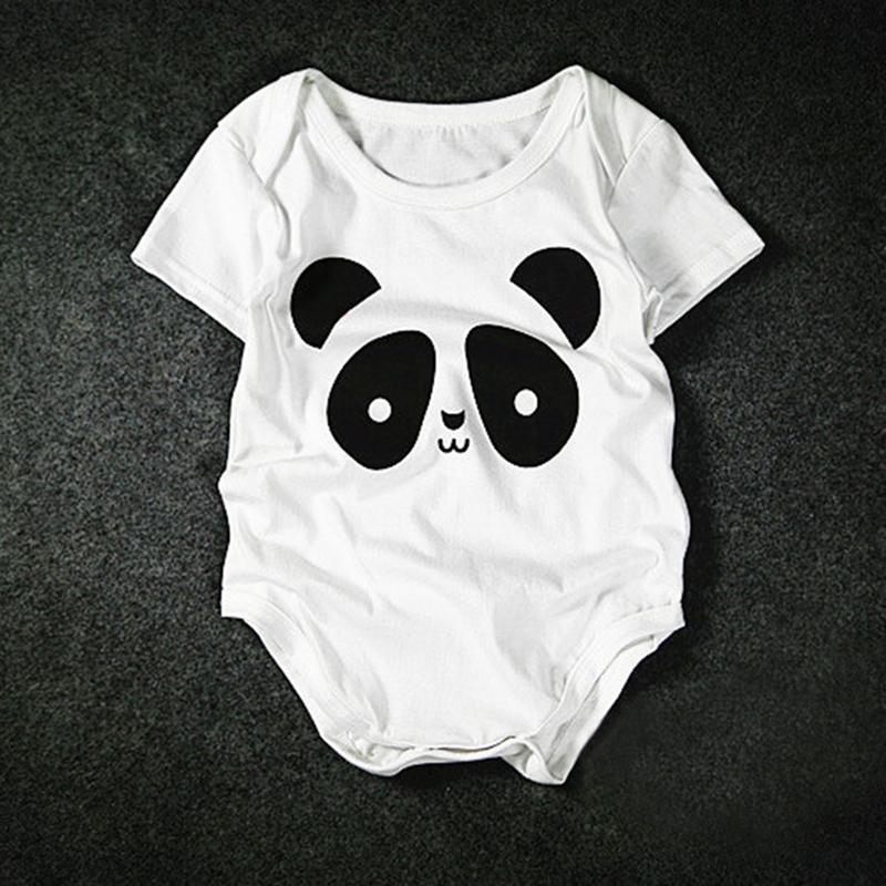 2016 newborn bodysuit baby girl boy clothes Short Sleeve jumpsuit costume bebes infantil clothing 100% Cotton bebek giyim  roupa<br><br>Aliexpress
