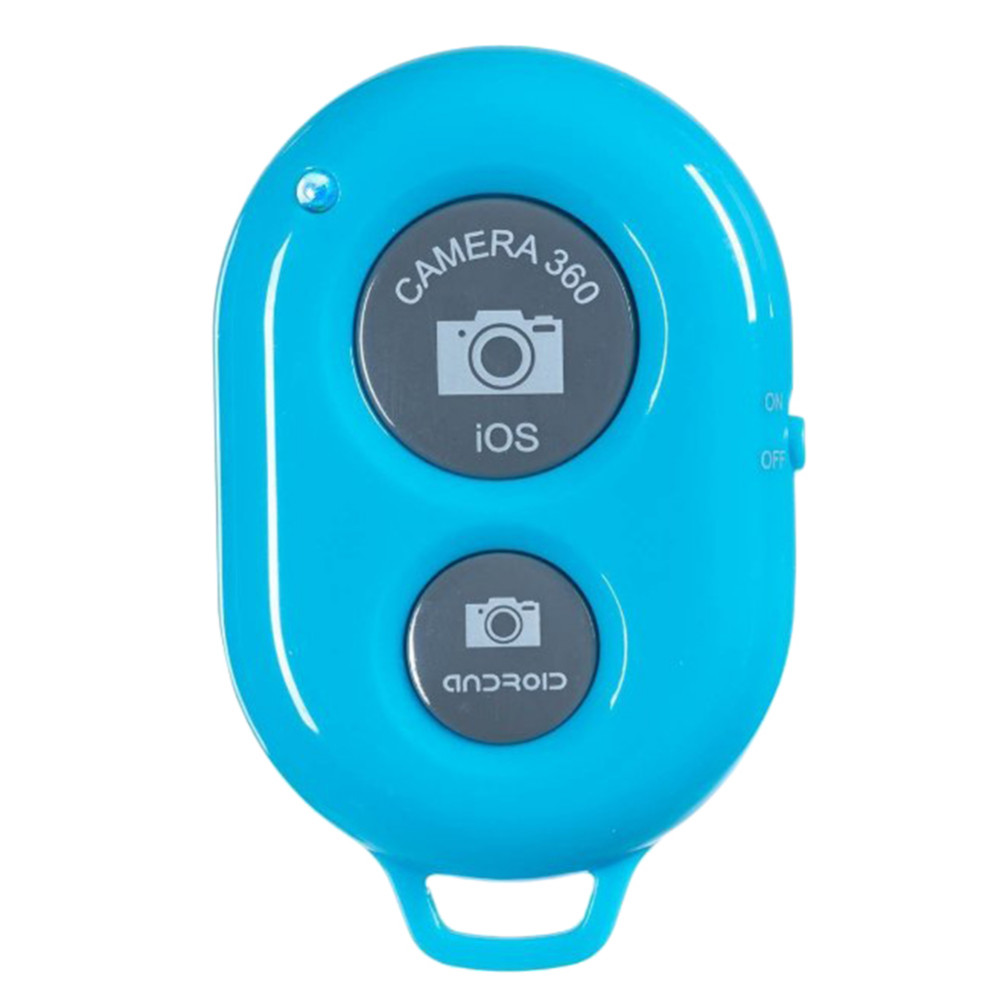 image for Bluetooth Shutter Remote Control Button Wireless Bluetooth Self-Timer