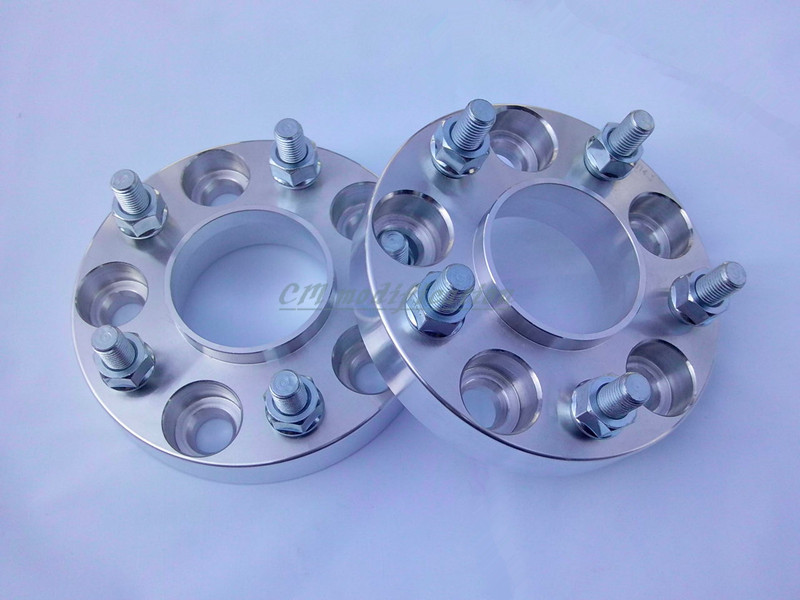 A pair of (2), 5 x4 5 (114.3 mm), hole is 67.1 mm, wheel adapters, spacers, suitable for Mazda series,CX-7, RX - 8, M3, M5, M6<br><br>Aliexpress