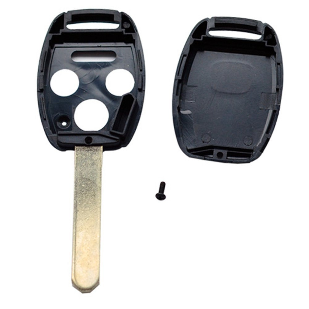 remote key case shell      honda civic accord cr  ridgeline ebay