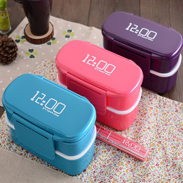 Disposable Food Container (Bento Lunch Box)