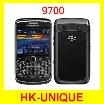 Blackberry Bold 9700 GPS Wifi 3.15MP камеры арабский русский клавиатура смартфон бесплатная доставка