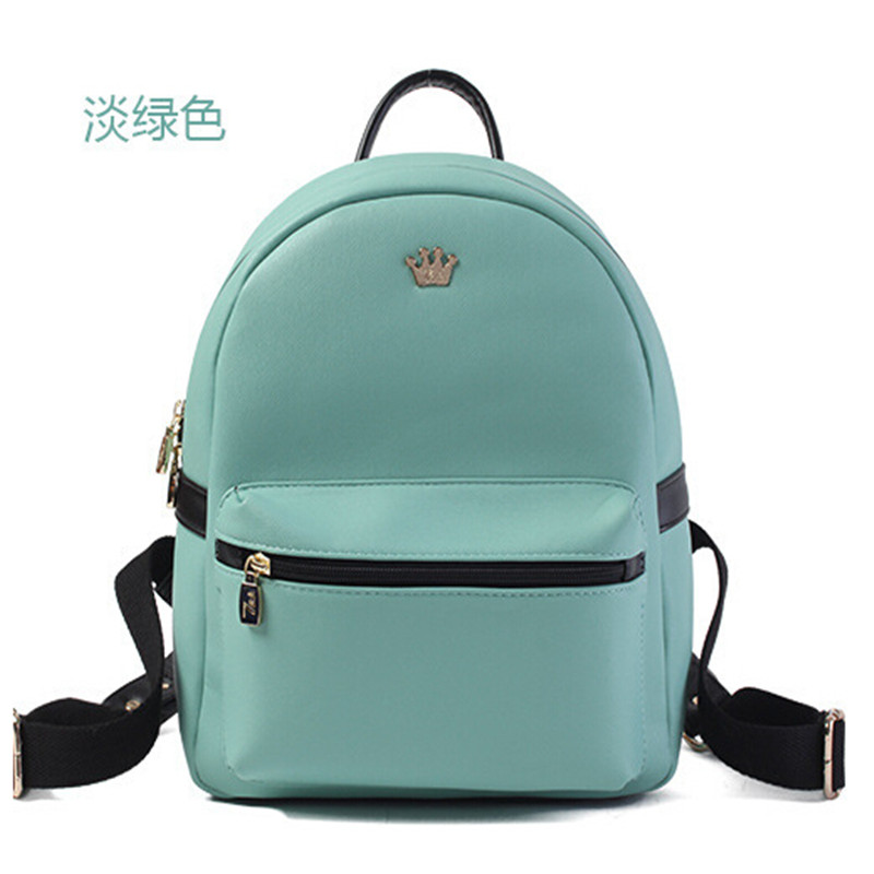 Free Shipping Fashion Backpack Womens Backpacks School Bag Travel Leather Sport Bag Women Shoulder Bags<br><br>Aliexpress