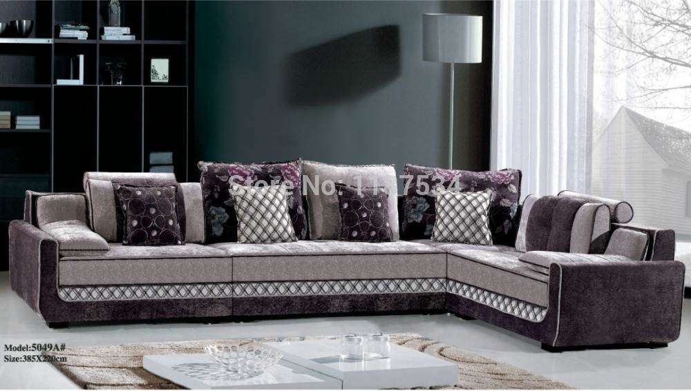 living room sofa sets fabric soft corner sofa sets in living room