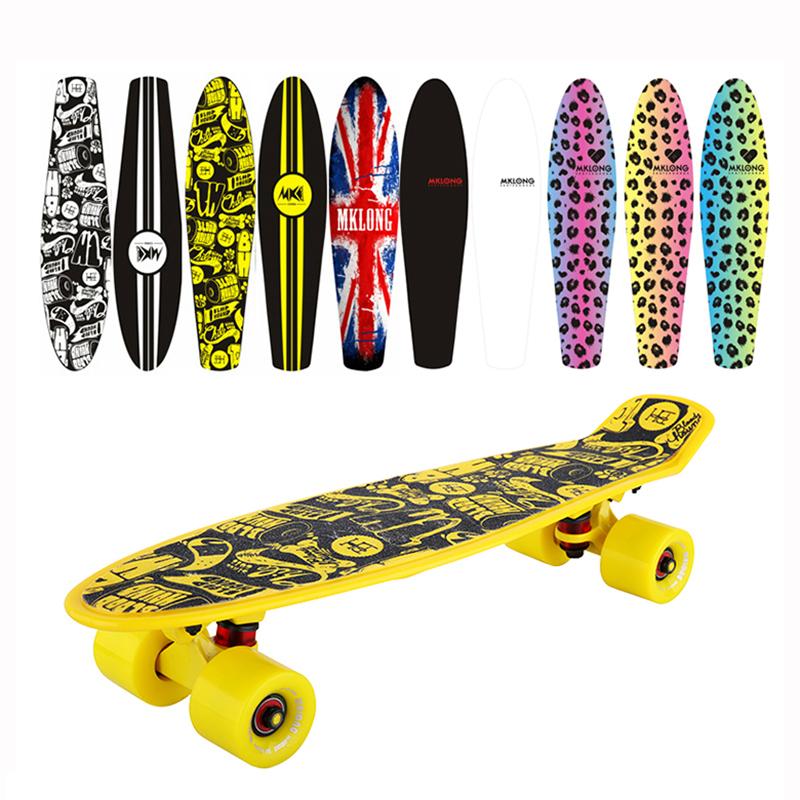 Planches roulettes longboard pas chers achetez des lots petit prix planch - Grip de skate pas cher ...