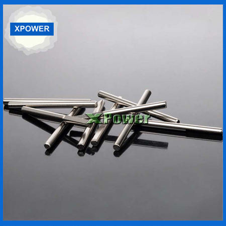10pcs DIY stainless steel long rod shaft/model frame accessories free shipping(China (Mainland))