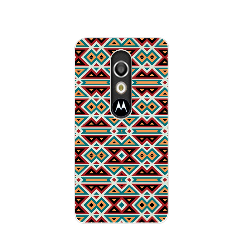 07005 aztec fabric chic native housing Cover cell phone Case for Motorola Moto G3 G 3rd Gen Generation(China (Mainland))