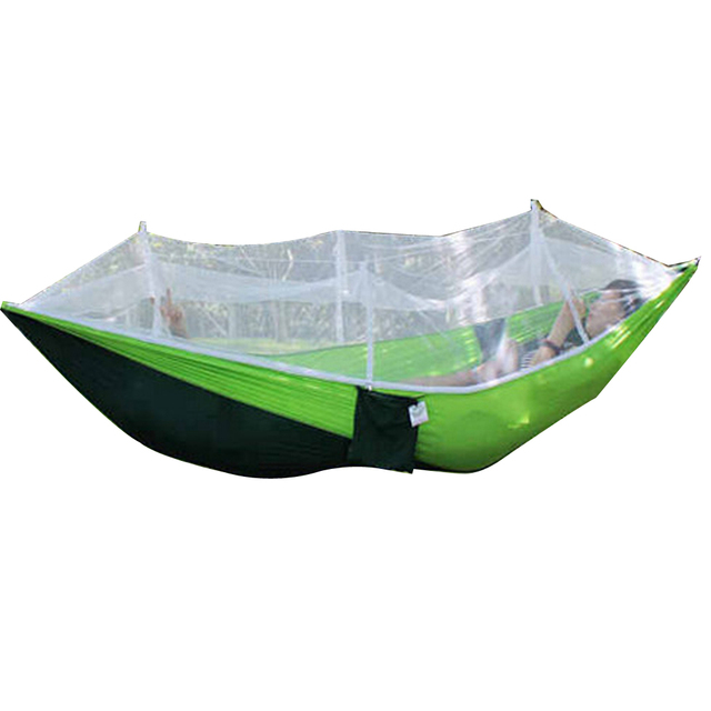 4 Colors Camping Hammock Mosquito Net