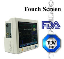 Touch big Screen Vital signs ICU Multi 6 Parameters Patient monitor,CMS7000 PLUS(China (Mainland))