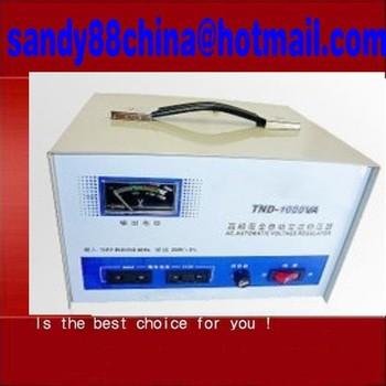 SVC type AC Automatic Voltage Regulator(stabilizer,AVR)SVC-5000VA free shipping