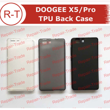 DOOGEE X5 Case Fashion Protective Back Cover Soft TPU Case For DOOGEE X5 DOOGEE X5 PRO Smart Phone 3-colors In Stock(China (Mainland))