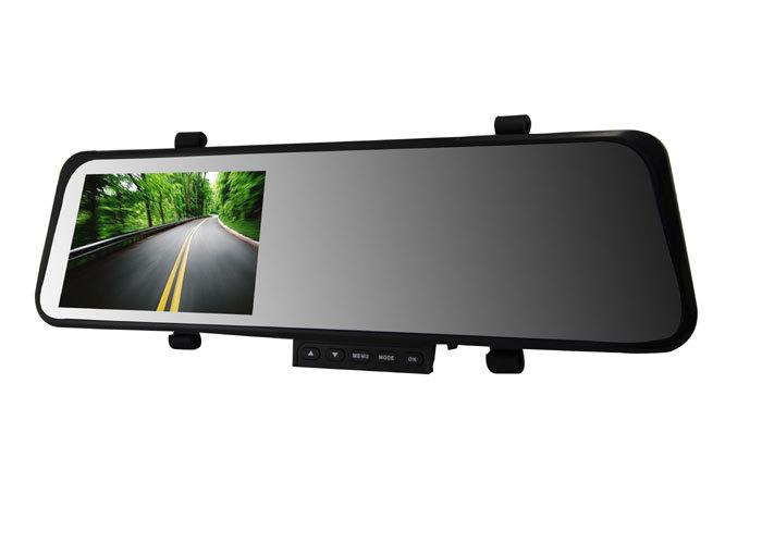 H170 HD с двумя объективами камеры заднего вида видеорегистратор автомобильный видеорегистратор G - Senser 4.3