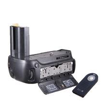 New Vertical Battery Grip Holder Pack for Nikon D80 D90 DSLR cameras+ ML-L3