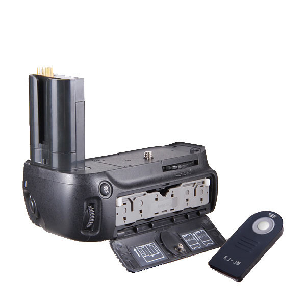 Vertical Battery Grip for Nikon D90 D80 MB-D80 DSLR cameras + IR Remote ML-L3(China (Mainland))