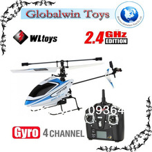 Free Shipping New Arrivals wl toys v911 Upgraded version 4CH 2.4Ghz Radio Remote Control RTF LCD Display Gyro v911 helicopter