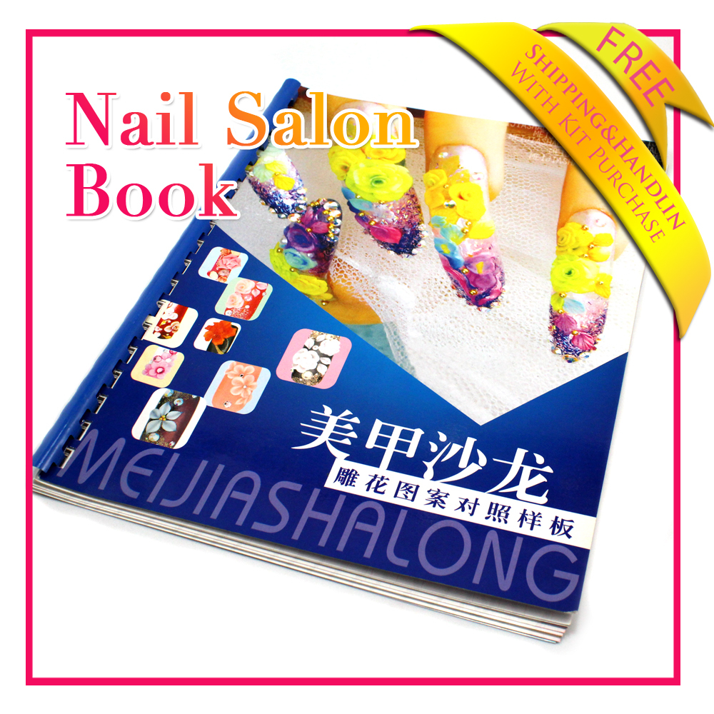 2014 new arrival Nail Art Book Drawing  Free shipping <br><br>Aliexpress