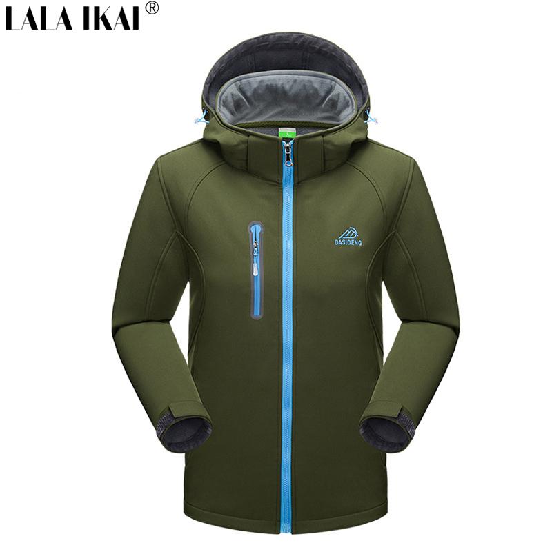 Softshell Jacket Men Windstopper Thermal Men Outdoor Trekking Jacket Breathable Waterproof Jacket Men Hiking Jacket  HMA0193-5<br><br>Aliexpress
