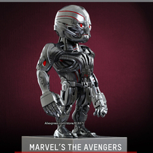 Marvel Super Heroes Avengers Age Ultron Captain America Ironman Action Figure Doll PVC Resin Model Toys - AliExpress top Seller. store