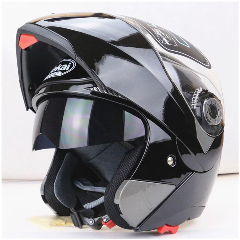 100% Quality Double Lenses Motorcycle Helmet Motos Motocross Helmet Full Face Anti-fog Safety Helmets<br><br>Aliexpress
