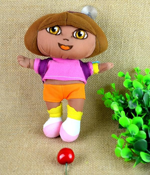 Pelucia 20CM Plush Toys Dora the Explorer Sale Price(China (Mainland))