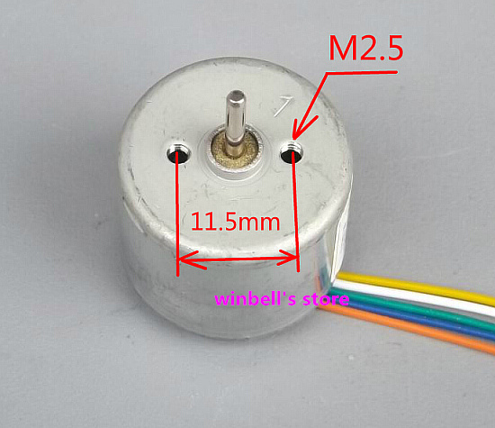 12v Micro Brushless Motor Nidec 13h055b020 Pwm Speed
