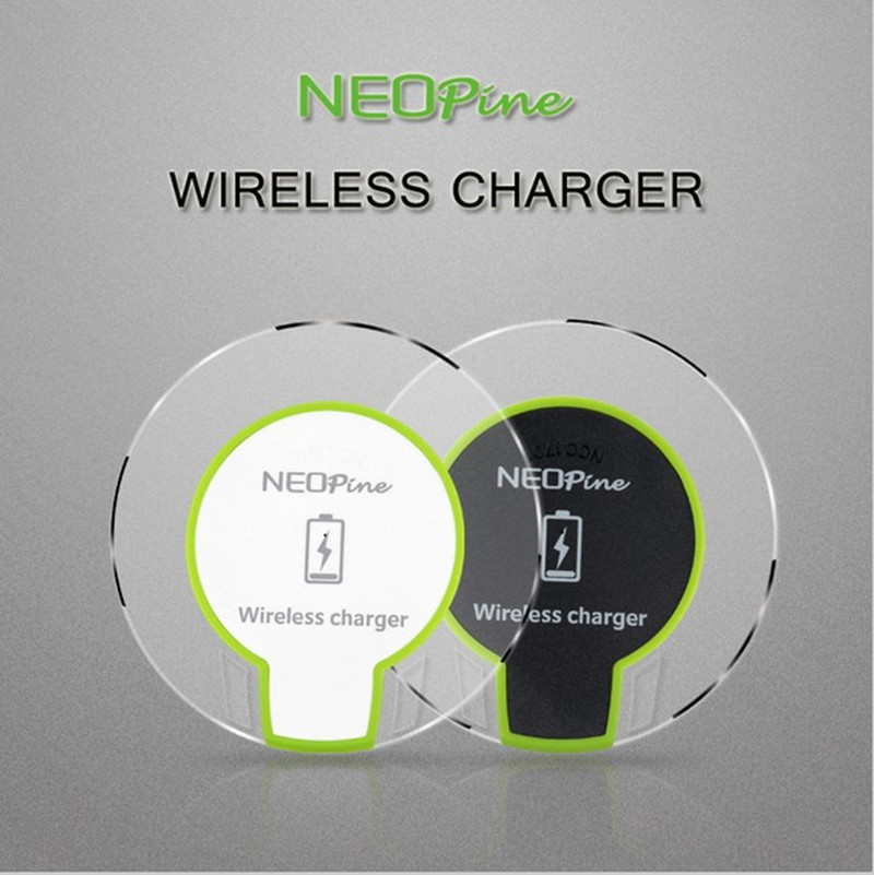 Newest Qi Wireless Charger Charging Pad for Samsung Galaxy S6,Galaxy S6 Edge Moto 360 <font><b>Smart</b></font> <font><b>Watch</b></font> for LG G3 Google Nexus5