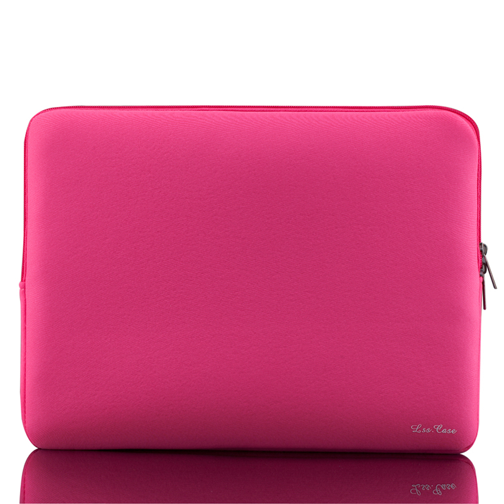 "Zipper Soft thin Sleeve 13 inch Laptop Bag Case Ultrabook Notebook sleeve protector For apple macbook Air Pro Pro Retina 13.3""(China (Mainland))"