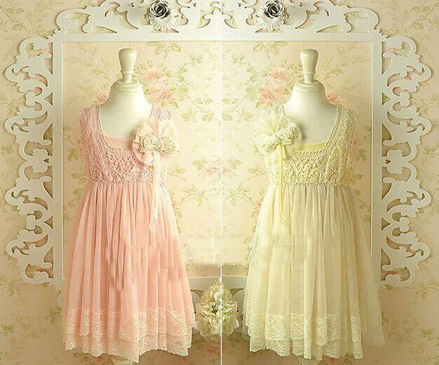 Princess Babies Girls Sweet Floral Lace Party Dresses Summer Halter Ruffles Casual Party Dresses Candy Color Hollow Out Dresses<br><br>Aliexpress