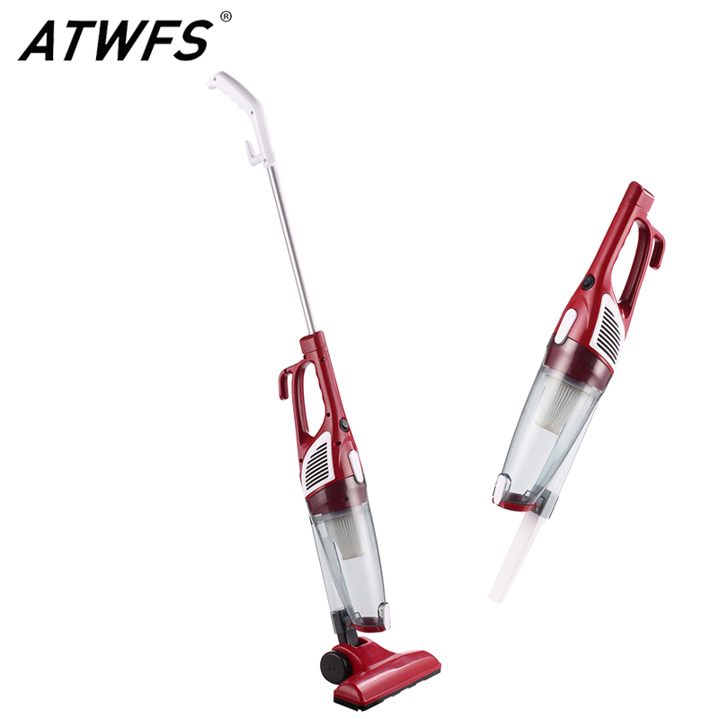 ATWFS Ultra Quiet Strength Mini Home Rod Vacuum Cleaner Portable Dust Collector Household Aspirator Hand Vacuum Cleaner(China (Mainland))