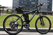 Off Road Electric Bike White Dragon Electric Bicycle 48V 1000W Ebike with 48V 20AH Li-ion battery