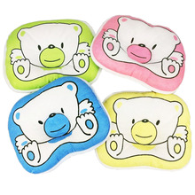 Baby Bear Candy Pillow, Newborn Nursing Shaping Sleeping Position Kids Orthopedic Pillow Bedding Baby Care Neck Cushion B340(China (Mainland))