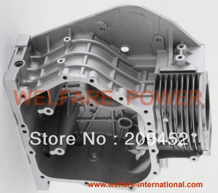 Crankcase for 186F 9hp diesel engine,5kw diesel generator Crankshaft case<br><br>Aliexpress
