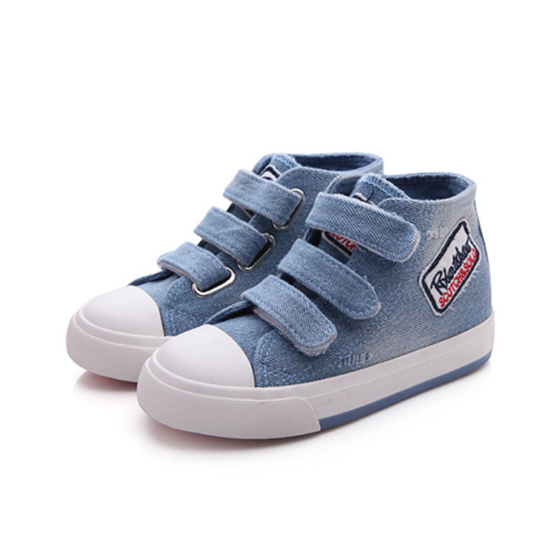 Fashion summer spring autumn children's new casual canvas shoes baby boys girls shoes fashion sneakers for children(China (Mainland))
