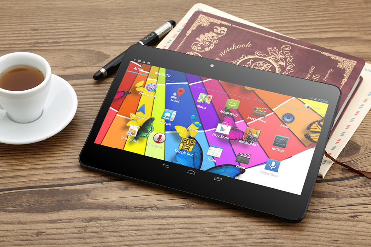 Free shipping 10 inch Lenovo A101 Call Tablet phone Tablet PC Quad Core Android 4 4
