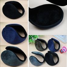 Mens Womens Soft Fleece Earmuff Winter Ear Muff Wrap Band Warmer Grip Earlap Gift(China (Mainland))