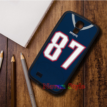 rob gronkowski jersey 5 cell phone case cover for Samsung Galaxy s3 s4 s5 note3 note4 s6 s7 *gG558(China (Mainland))