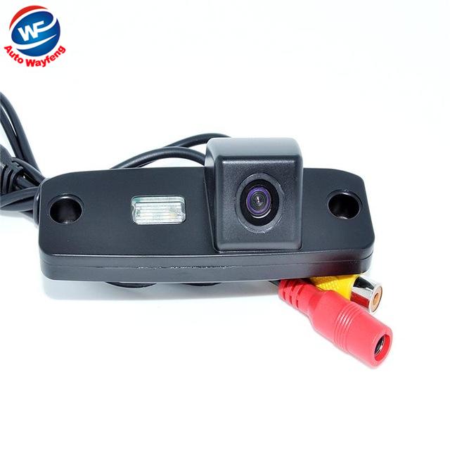 Factory Selling car rear view backup camera rearview parking Camera for KIA Carens Oprius Sorento Borrego Kia ceed HD CCD Camera(China (Mainland))