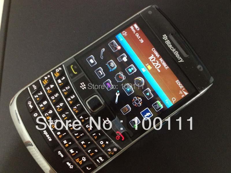 100% Original Unlocked arabic keyboard blackberry bold 9700 mobile phone with WIFI function in stock(Hong Kong)